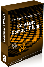 Constant Contact Magento Extension