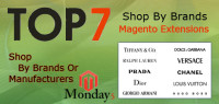 Shop By Brands - Magento Monday