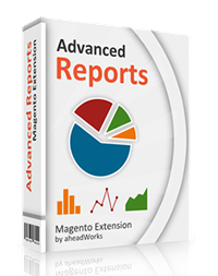 Advanced Reports 2.2 for Magento