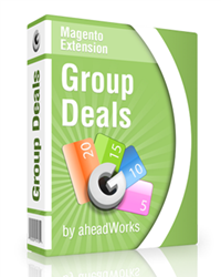 Group Deals 1.0 for Magento