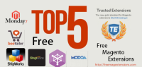 Top Five Free and Trust Magento Extensions