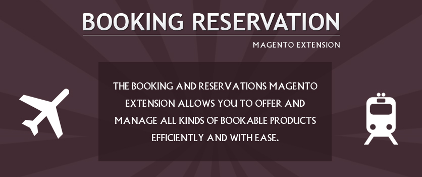 Magento Bookings & Reservation, rental